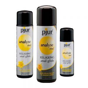Anale glijmiddelen - Pjur Analyse Me! Relaxing Anal Glide