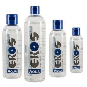 Glijmiddelen Eros Aqua Water Based