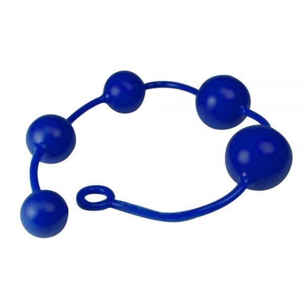 Anale ballen - Slam jam balls anale ballen blauw