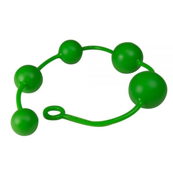 Anale ballen - Slam jam balls anale ballen groen