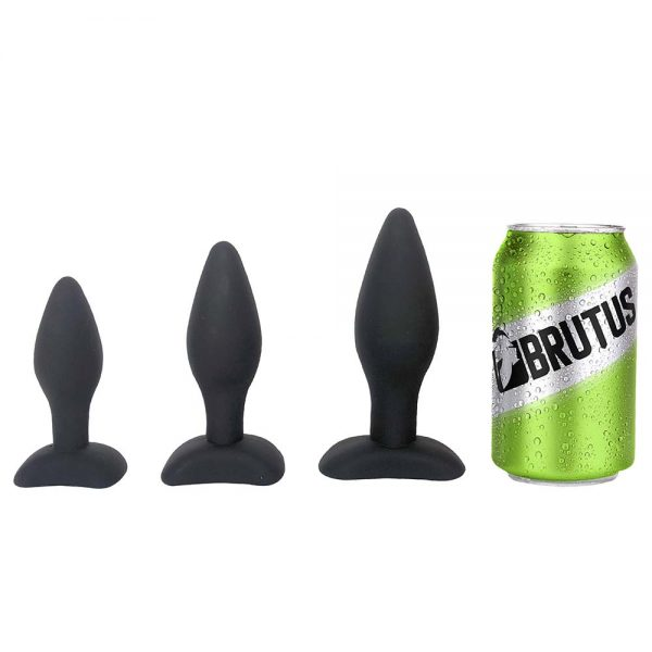 Buttplug voor beginners - buttplug training kit trio 5