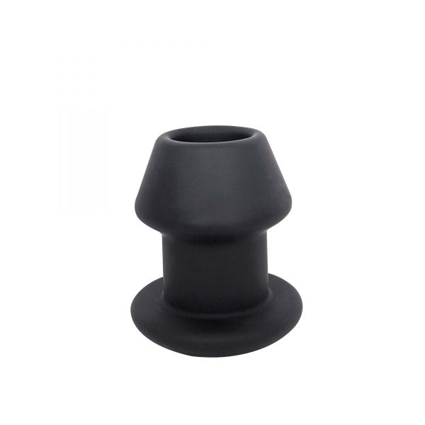 Holle buttplug - Gobbler Siliconen tunnel plug small