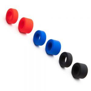 Ballstretcher - Nutt Job Set siliconen ballstretcher alle