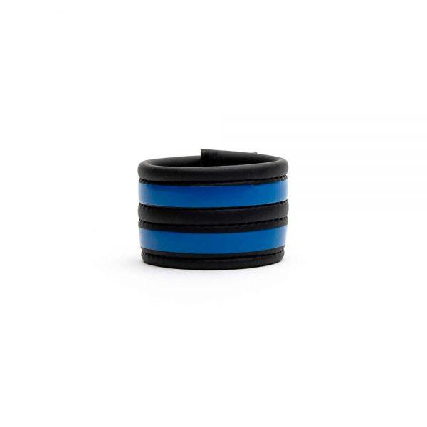 Ballstretcher - Racer Ball Strap neoprene ballstretcher blauw