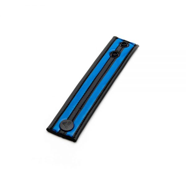 Ballstretcher - Racer Ball Strap neoprene ballstretcher blauw los