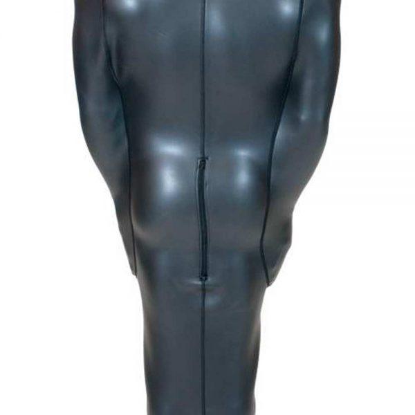 Neoprene Bodybag met interne mouwen achterkant dicht