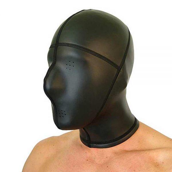 Neoprene Masker - Masker met oog en mond gaten zijkant