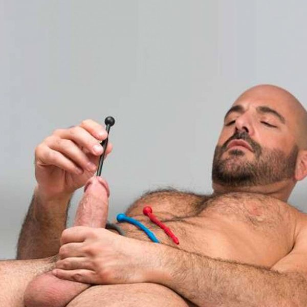 Penisplug - Piss Play Sound siliconen penisplug model