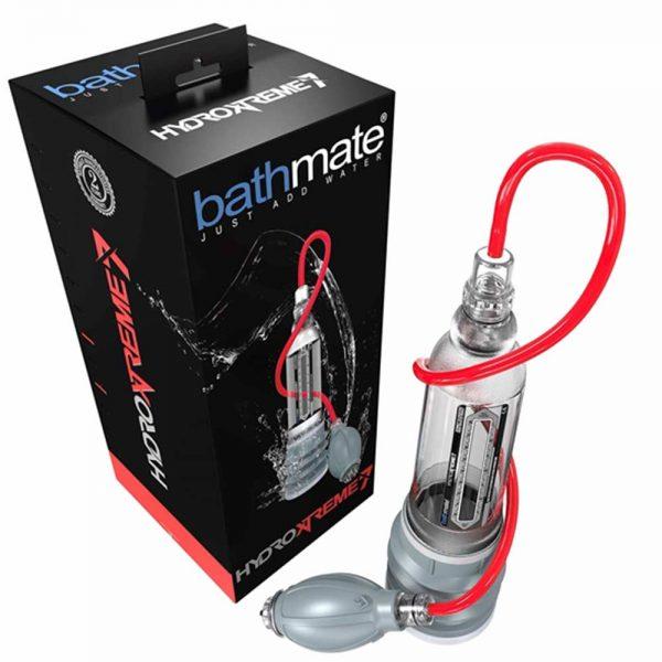 Penispomp - Bathmate HydroXtreme7 _ X30 penispomp verpakking 1