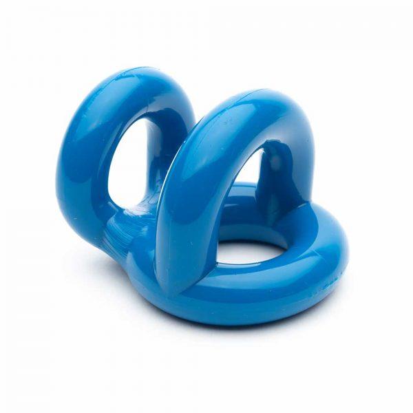 Penisring - Fucker Ring TPR penisring blauw