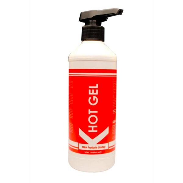 Glijmiddel - K verwarmende Gel