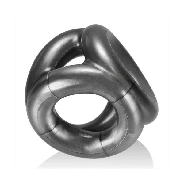 Penisring - De Tri-Sport penisring grijs