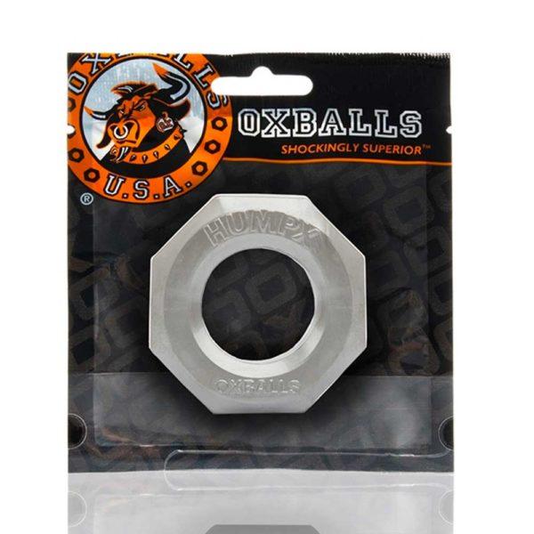 Penisring - Oxballs HumpX TPR penisring verpakking voorkant grijs