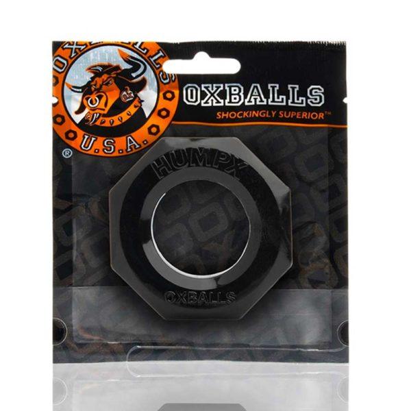 Penisring - Oxballs HumpX TPR penisring verpakking zwart