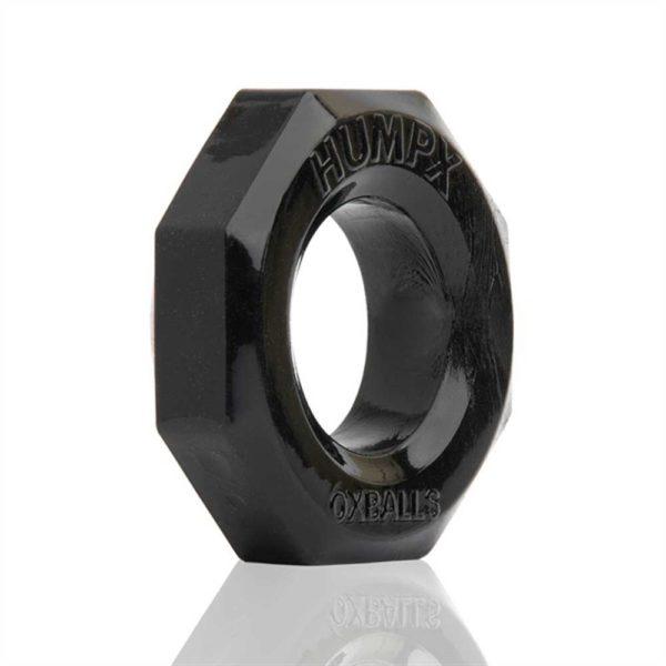 Penisring - Oxballs HumpX TPR penisring zijkant zwart