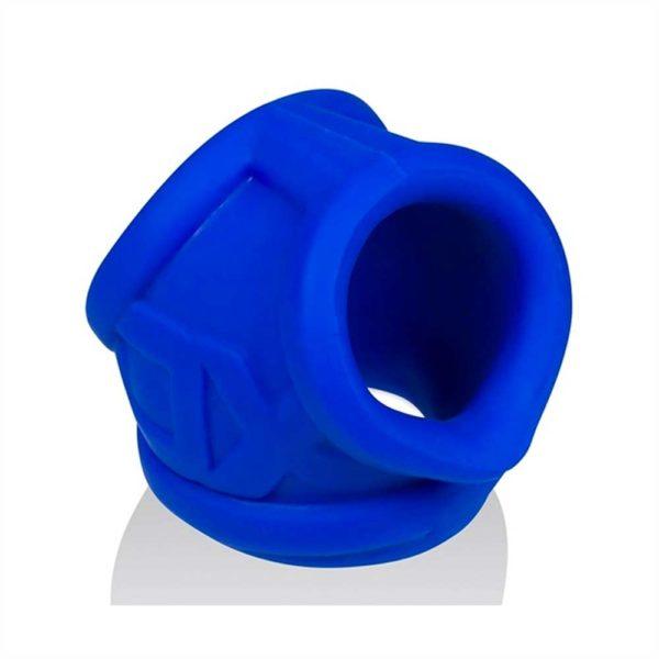 Penisring - Oxsling Cocksling penisring bovenkant blauw-2