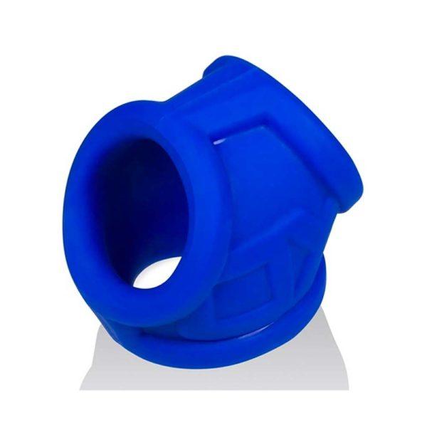Penisring - Oxsling Cocksling penisring bovenkant blauw